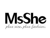 MsShe大码女装