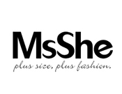 MsShe大碼女裝