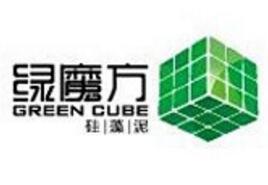 綠魔方硅藻泥
