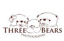三只小熊儿童摄影