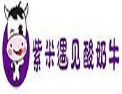 紫米遇見酸奶牛