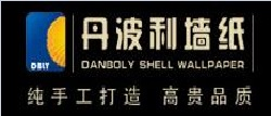 丹波利贝壳墙纸