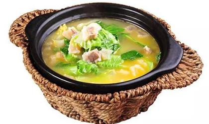 苗小壇酸湯魚撈飯,真正意義上的綠色健康食品