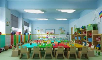 光譜幼兒園招商視頻