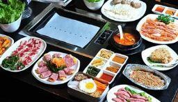韓式料理店