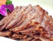 嚼斗醬牛肉